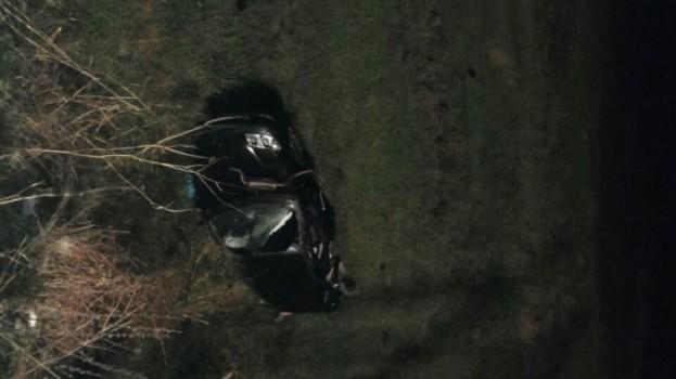 Incidente sulla strada di Metaponto: auto vola giù dal ponte