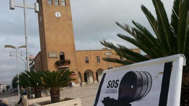 Attività del Coordinamento: incontro con il Prefetto di Matera  e sit-in a Pisticci in attesa di risposte su ambiente e salute
