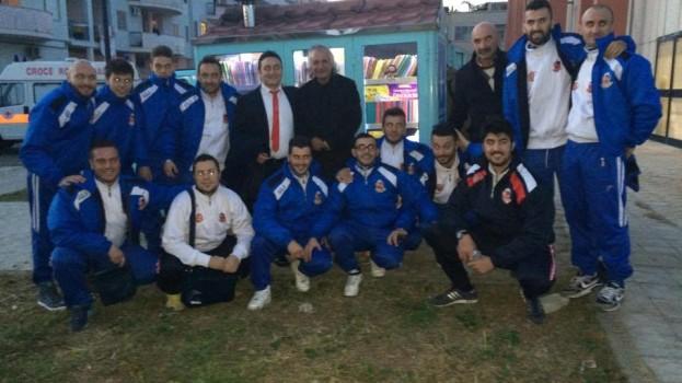 Bernalda Futsal da rivedere si impone sul Paterno