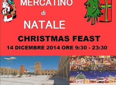 "L'Associazione ""Terra mia"" presenta il ""Christmas Feast"""