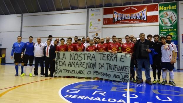 Bernalda Futsal inarrestabile