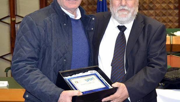 Riva dei Greci Basket Bernalda premiata dal CONI per le attività giovanili