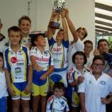 La Vola Colombo BiciSport Marconia premiata dal CONI di Matera