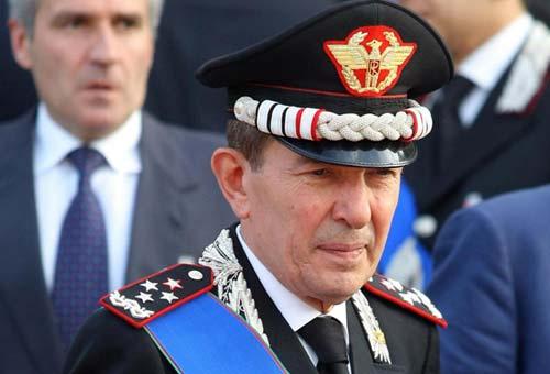 Il generale Gallitelli va in pensione e la Basilicata lo ringrazia per il suo operato