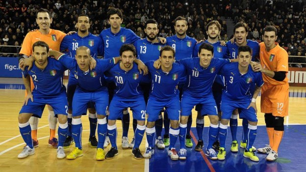 Emozioni e gol al PalaErcole: vince l'Italia e la Basilicata