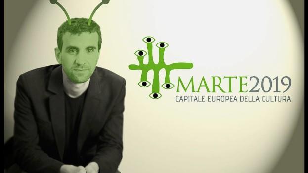 Le gaffe dell'extraterrestre Joseph Grima su Matera 2019