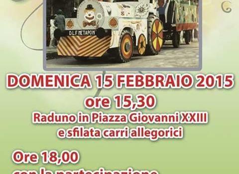 Il Carnevale di Metaponto in memoria di Cesaria Quarta
