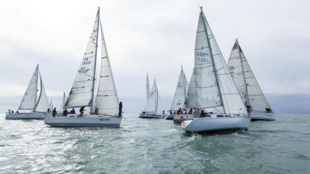 Nel fine settimana al Porto degli Argonauti la sesta gara del Campionato invernale di Vela