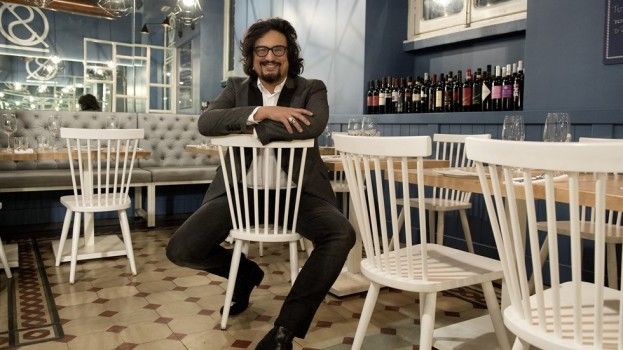 Su Sky sfida tra quattro ristoranti di Matera con lo chef Alessandro Borghese
