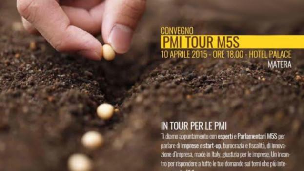 """Venerdì 10 Aprile """"PMI Tour"""" a Matera per parlare di Microcredito e PMI"""