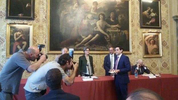 Il lucano Dell'Osso vince il Premio Ambrosoli del Comune di Milano
