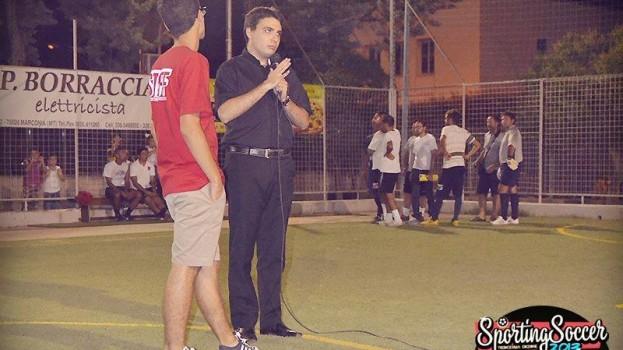 Sporting Soccer tra passato e presente: le parole del fondatore Don Antonio Di Leo
