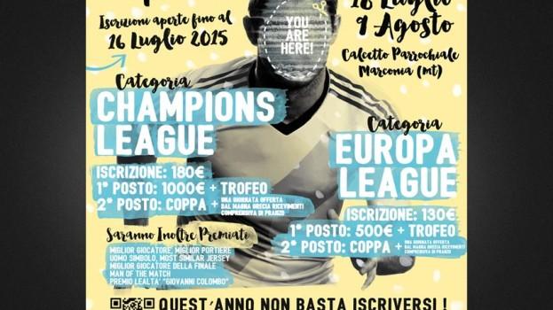 Lo Sporting Soccer 2015 si avvicina: tante le novità e i premi in palio