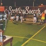 """""""Sarà un grande torneo"""": Mercorella e Palermo presentano lo Sporting Soccer 2015"""
