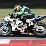 Motociclismo: Rubino decimo a Imola nel trofeo National Trophy