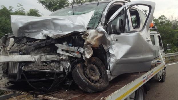 Due donne ferite gravemente in uno scontro sulla statale 7 a Matera