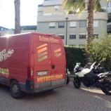 Il test team della rivista Motociclismo a Matera per la comparativa hyper-tourer