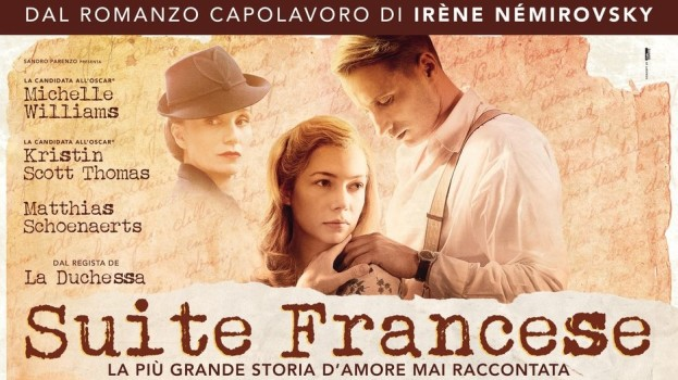 "IL FILM ""SUITE FRANCESE"" DOMANI PER LA RASSEGNA ARGOMOVIE"