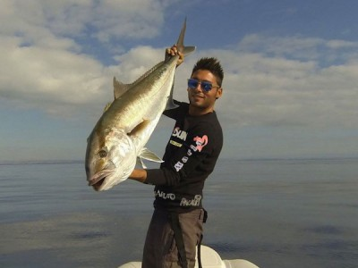 La pesca sportiva protagonista nel fine settimana al Porto degli Argonauti