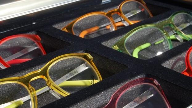 Nuova Capsule collection Mad in Italy Up. I nuovi occhiali dalle forme stravaganti