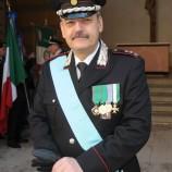 Riconoscimenti per il colonnello dell'Arma Giuseppe Lettini. E' di origini lucane