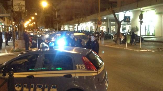 Uomo investito da un'auto in via Nazionale a Matera