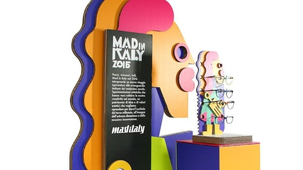 Mad in Italy futurista al Popai Awards 2016