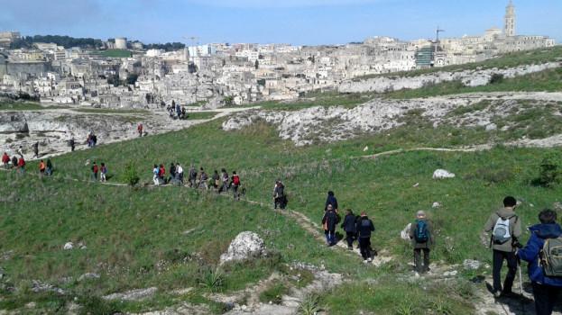 A Matera le Escursioni del Quorum