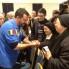 Salvini a Matera fa meglio di Renzi. Accolto senza contestazioni