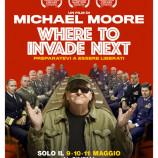 Anche a Matera il film provocatorio di Micheal Moore. Da lunedì al Red Carpet