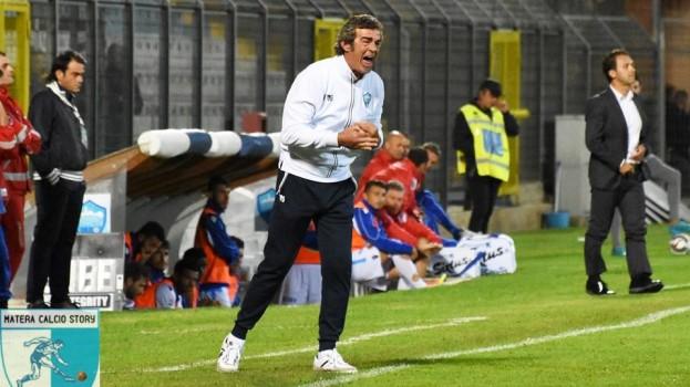 """Matera Calcio. Auteri: """"credo in questa squadra""""."""