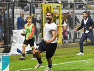 Matera corsaro in coppa. Taranto – Matera 0-1. Le pagelle di Tommaso Taccardi