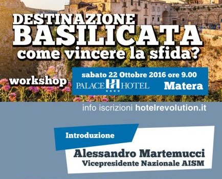 IL MARKETING TURISTICO IN BASILICATA. DOMANI SE NE DISCUTE A MATERA