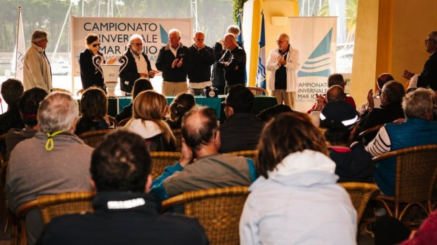 RINVIATA PER ASSENZA DI VENTO LA PRIMA REGATA DEL CAMPIONATO INVERNALE DI VELA