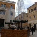 Niente luminarie a Matera per Natale. Il Comune non ha soldi.