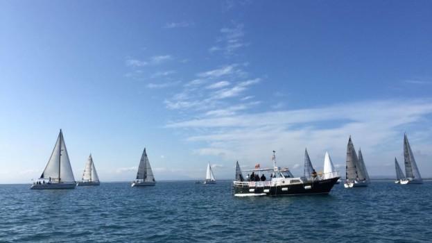 Karma vince la terza prova del Campionato invernale di vela del Mar Jonio