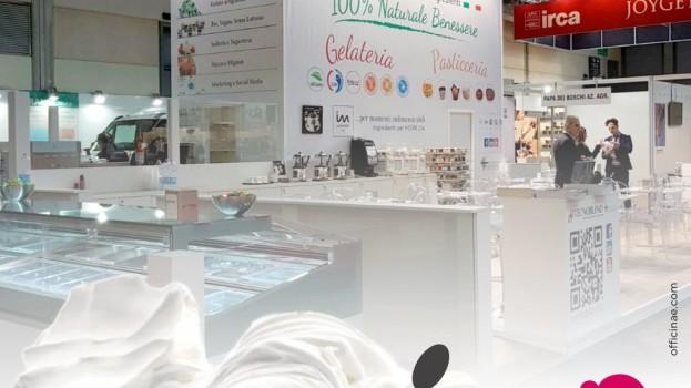 Successo dell'azienda materana Tecnoblend alla fiera del gelato di Rimini