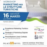 A MATERA DOMANI UN INCONTRO FORMATIVO SUL MARKETING TURISTICO