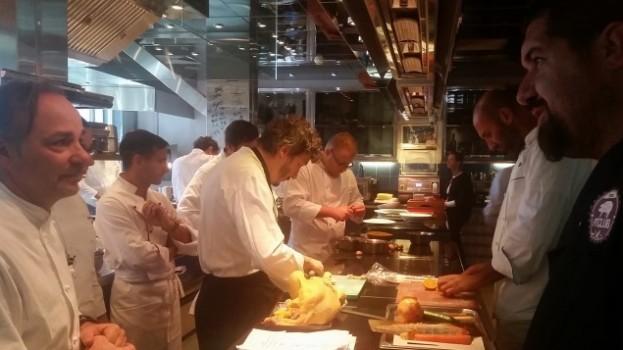 """Venti grandi chef a Matera per l'evento """"In The Kitchen Tour"""" all'Hilton"""