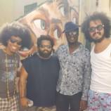 Il ritmo brasiliano dei Zevinipim venerdì 4  agosto al Porto degli Argonauti