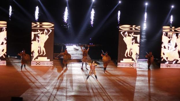 Ultimi sei appuntamenti a Senise per lo spettacolo Magna Grecia, Il Mito delle Origini