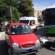 Incidente tra auto e moto a Matera in via Timmari. Ferito il centauro.