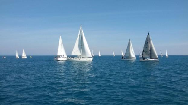 Si riapre la sfida tra Karma e Anlù al Campionato invernale di vela del Mar Jonio.