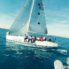 Karma ancora prima nella seconda regata del Campionato invernale di vela del mar Jonio.