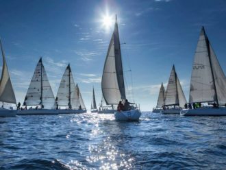 Nel fine settimana la terza prova del Campionato invernale di vela al Porto degli Argonauti