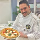 "ANTONIO LIETO UNICO PIZZAIOLO LUCANO INSERITO NEL LIBRO ""PIZZA IN THE WORLD"""