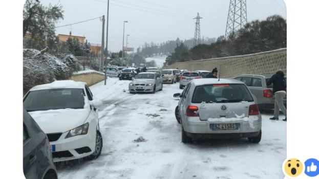 Scuole chiuse anche domani a Matera per la neve