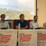 CASTELLANETA E LATERZA, AL VIA IL PORTALE TELEMATICO DELLE GARE  D'APPALTO