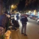 Uomo investito da uno scooter a Matera in via Annunziatella.