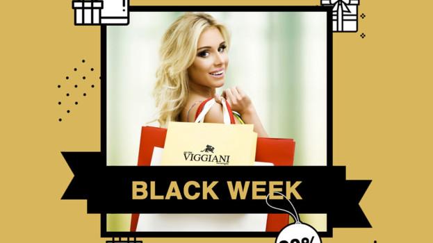Black Week 2018: lo shopping conveniente da Boutique Viggiani a Pisticci